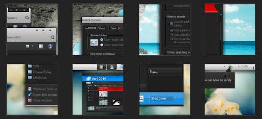 VeinsVS Windows Theme