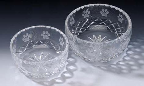 CrystalPawPrintsBowls