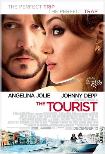 دانلود فیلم The Tourist 2010 کیفیت CAM