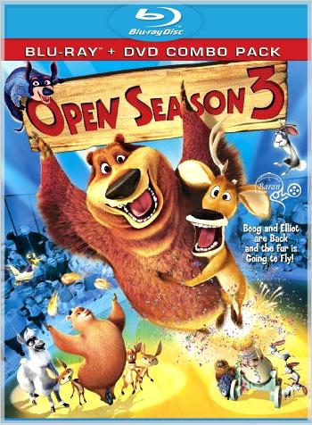 دانلود فیلم Open Season 3 2010 کیفیت 720p
