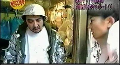 Y a la 1.00, Samanta Villar pasa 21 días compartiendo piso con Sadako Yamamura.