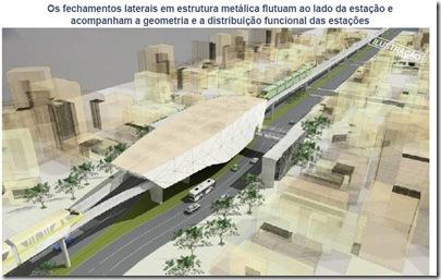Obra Monotrilho Manaus (2)