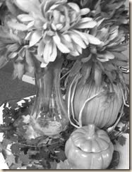 thanksgiving b&w