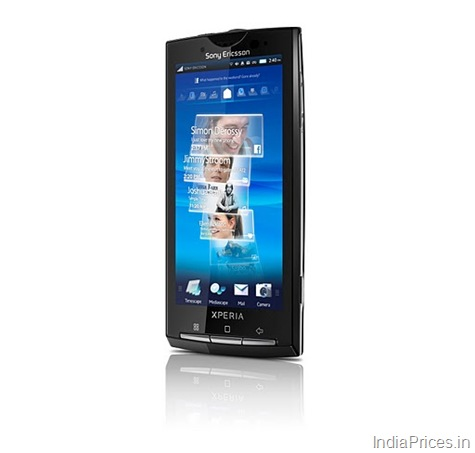 "Xperia X10 is a flagship phone from Sony Ericsson. Xperia X10 has a 4.0"" TFT"