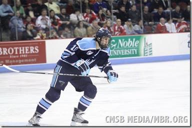 C Flynn Nhl Maine Sports Me...