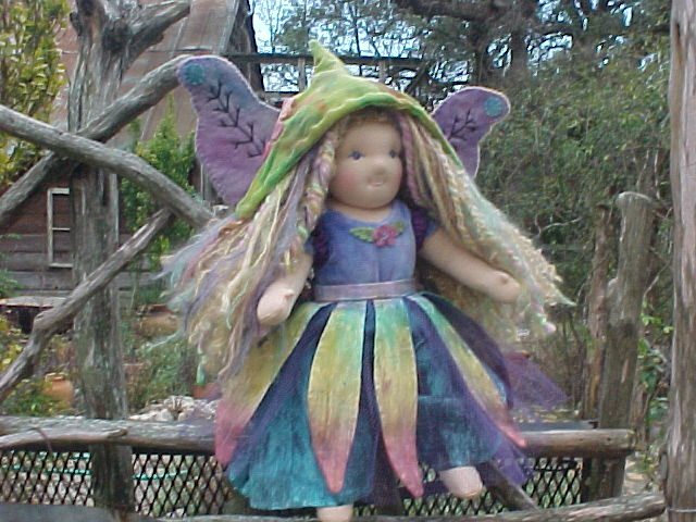 Custom Listing for your very own Fairy Princess
