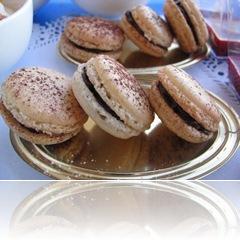 Macarons d'Amuses Bouche blog