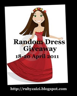 dress giveaway