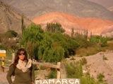 Cerro de las siete cores- Purmamarca
