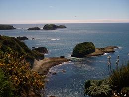 Encantadora ilha de Chiloé