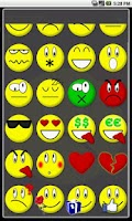 Screenshot of Smile free emoticons for chat