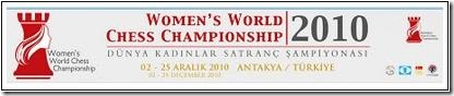 women's World Chess Ch 2010