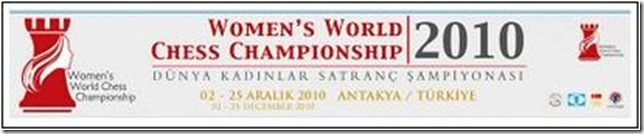 women's World Chess Ch 2010