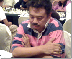 Najib Wahab - The Chess Connections