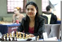 Zhu Chen of Qatar