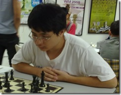 NM Tan Khai Boon, Round 1, NC 2011