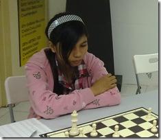 Nur Nabila bt Azman Hisham, board 2, round 1, NC2011