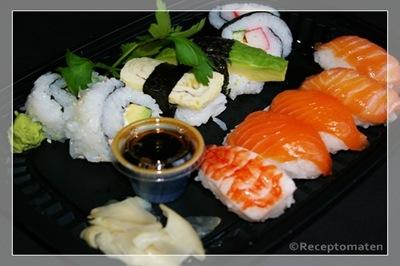 Sushi-Talaatthai-Haninge