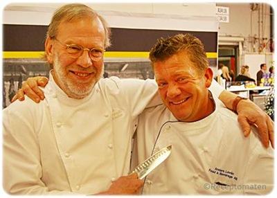 Erik Lallerstedt & Anders Levén