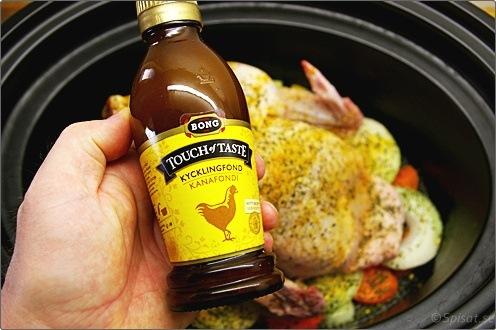 Kyckling i Crock Pot 08