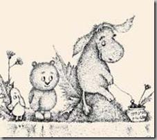 Винни-Пух и ослик