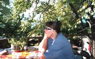 В Гурзуфе, 2006-й год
