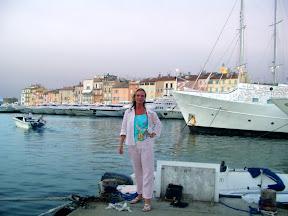 California Spanish interpreter in St. Tropez