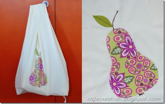 shopper bag - pillowcase