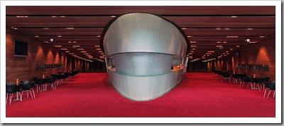 Művészetek Csarnoka - MűPa, 2009 (két képből összerakva)