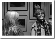 Ágnes az Ágensben Timivel - Ágens Galéria, 2010. október 2.