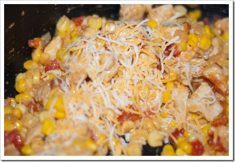 Skillet Chicken Ole4