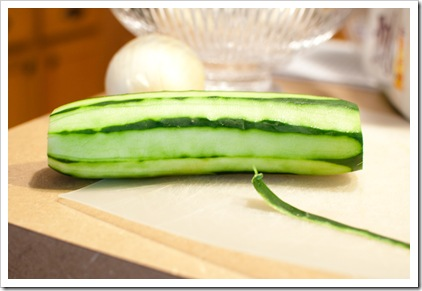 cucumber&onionsalad