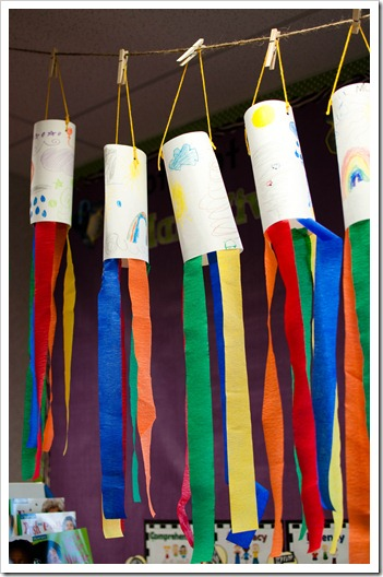 Wind Sock Craft