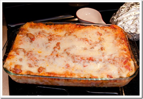 sausage&amp;pepperlasagna9