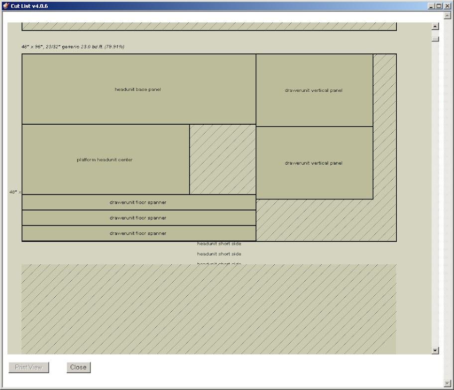 bogus layout