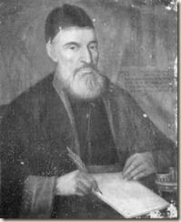 Niccolò Chetta, rettore del seminario greco-albanese