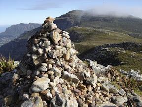 Noordhoek Peak Cairn