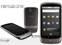 Nexus One free with Vodafone