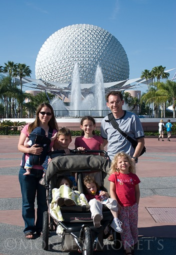 Pink day epcot