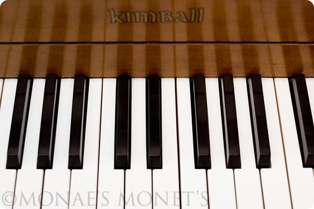 Piano reflection blog