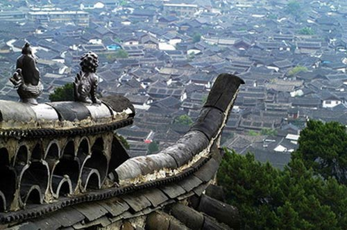 丽江古城旅游