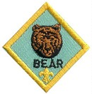 bear badge