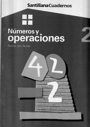 CUADERNO DE VACACIONES: NUMEROS Y OPERACIONES