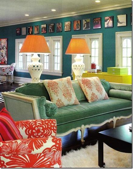 turquoise room 2