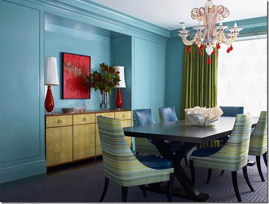 turquoise room 4