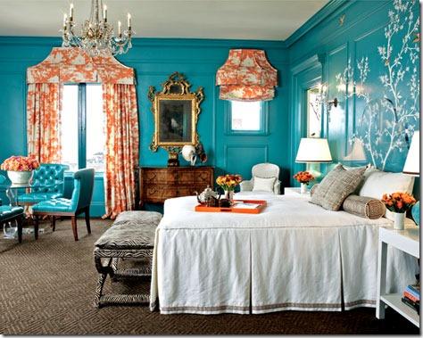 turquoise room 11