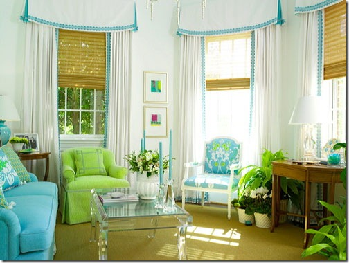 turquoise room 13