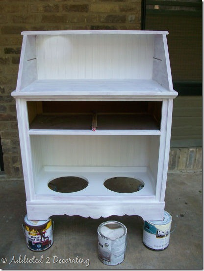 paint pet station diy 3