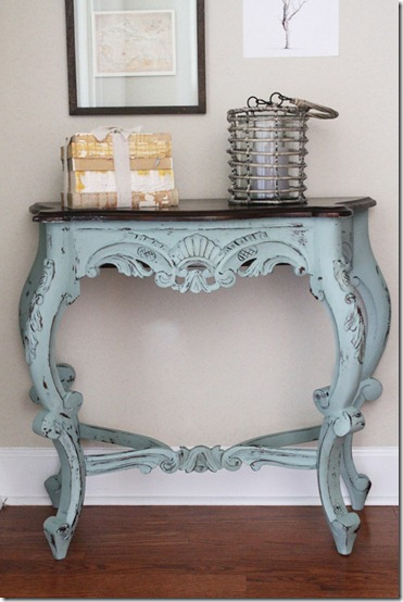 chalk paint 5--perfectly imperfect