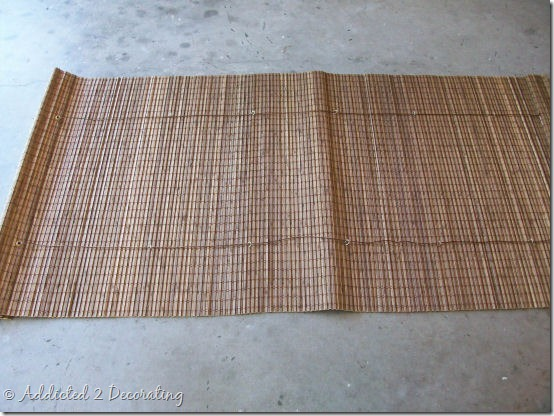 customize woven shade 1